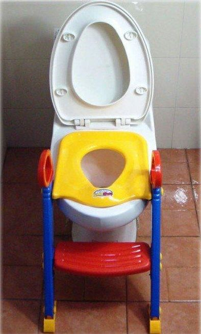 37.20$  Buy here - http://aliw2o.worldwells.pw/go.php?t=612869491 - Promotion 1pcs Toilet Training Seat Potties Children Toilet Training Ladder Bambino 37.20$