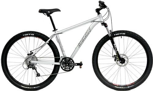 Special Offers - 2014 Gravity 29 Point 1 Shimano Deore 27 Speed Suntour XCT Front Suspension 29er Mountain Bike Bicycle (Silver 19 inch) - In stock & Free Shipping. You can save more money! Check It (July 06 2016 at 10:37AM) >> http://cruiserbikeswm.net/2014-gravity-29-point-1-shimano-deore-27-speed-suntour-xct-front-suspension-29er-mountain-bike-bicycle-silver-19-inch/