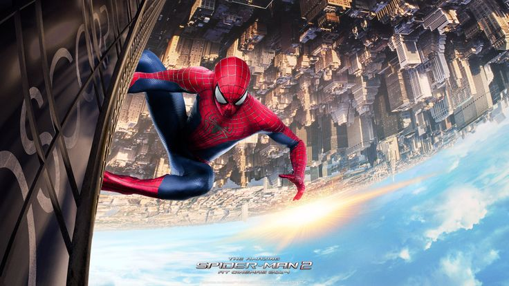 The Amazing Spider-Man 2™ | Official Movie Site | Sony Pictures International