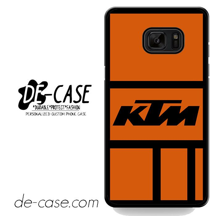 Ktm Motor DEAL-6238 Samsung Phonecase Cover For Samsung Galaxy Note 7