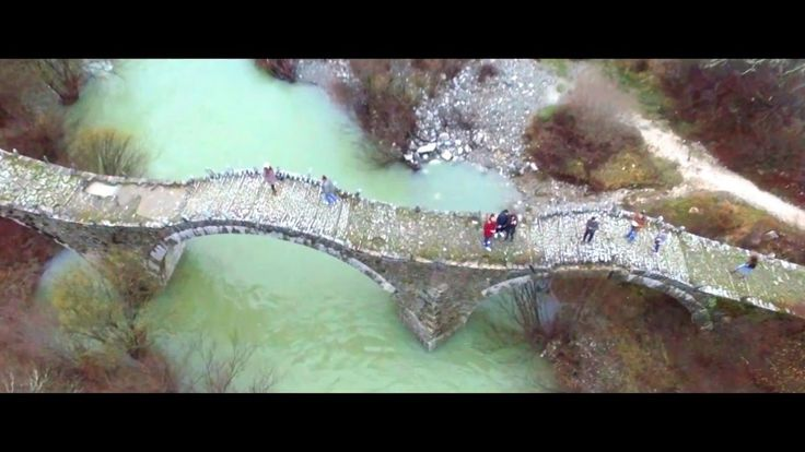The Vikos Gorge, the Voidomatis River, picturesque bridges and paths, lakes, libraries,… https://www.youtube.com/watch?v=a-ZxLZGT-_s