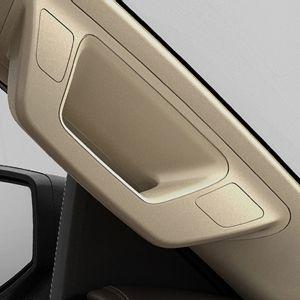 2017 Silverado 1500 Driverside Assist Handle Package, Shale