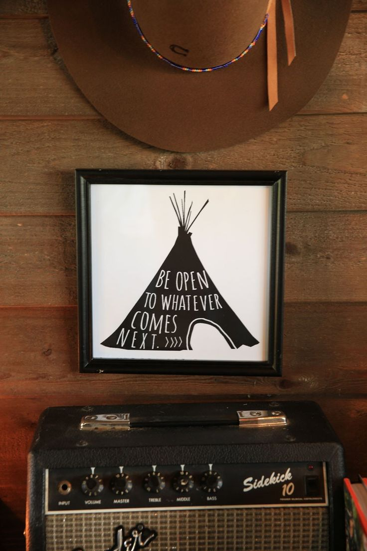 TEEPEE PRINT - Junk GYpSy co.