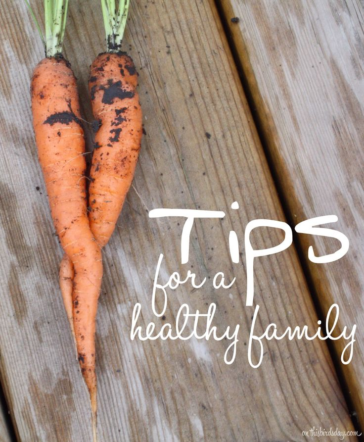 Pin by Sheri Landry on This Bird's Day Healthy families
