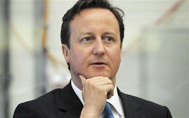 David Cameron: Arrogant liar