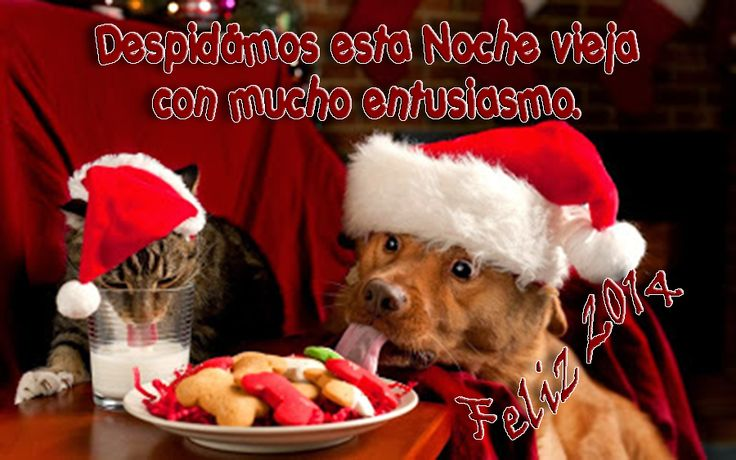 Mensajes de noche-vieja Navidad y Nuevo 2014