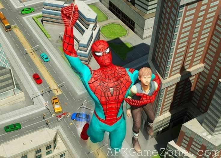 Mutant Spider Hero : Money Mod : Download APK