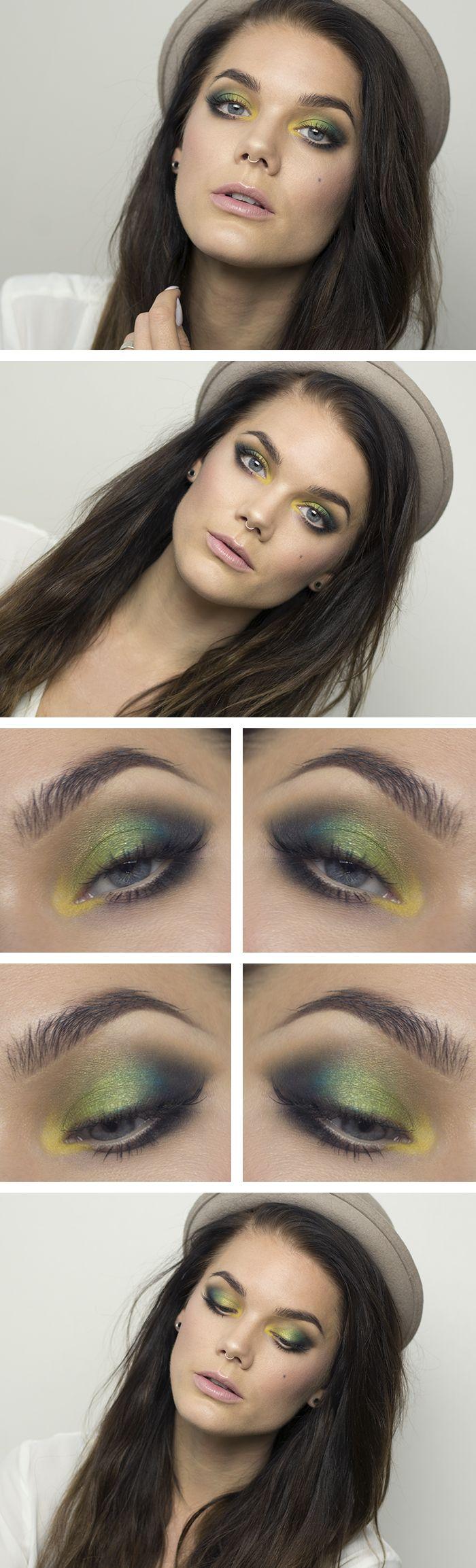 Linda Hallberg - Make-up Look - 13-6-2014