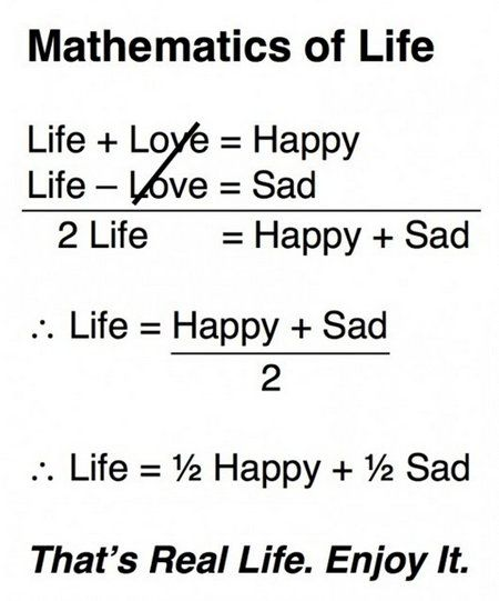 math quotes | Gagnamite: Mathematics of Life, funny Math Quotes