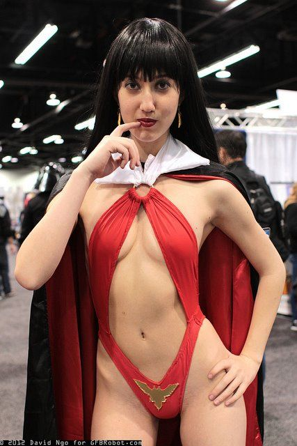 Wallpaper Girls In Latex Vampirella Cosplay By Caroline Knight Cosplay Cosplay