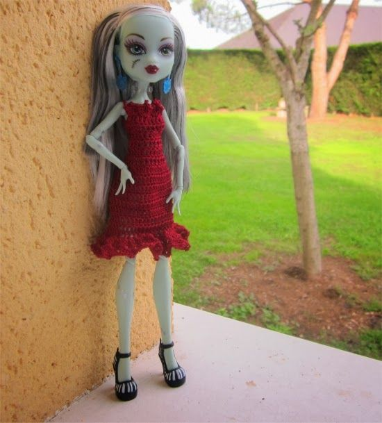 Passion Dolls: Monster High