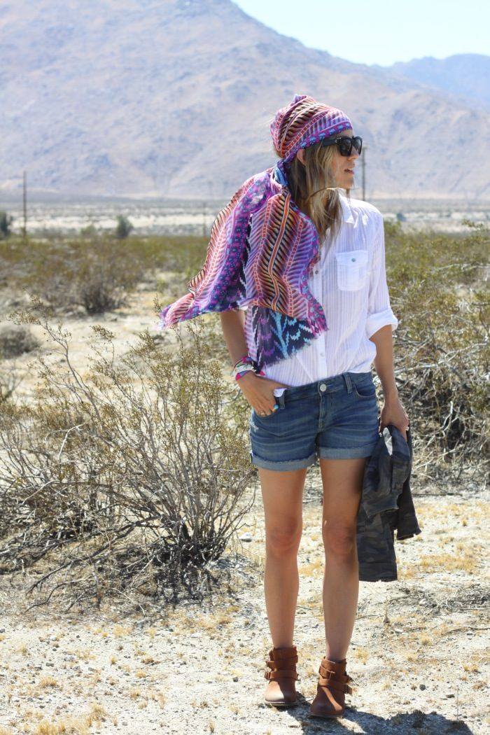A perfect #festival outfit made up of #Express basics.  As featured on the blog Damsel In Dior.  GET THEM HERE: http://www.express.com/?CID=4016
