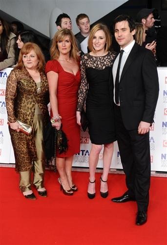 Mrs. Patmore, O'Brien, Edith Crawley, Thomas Barrow