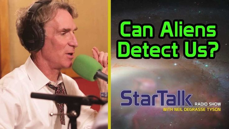 Can Aliens Detect Us?