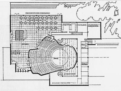 Seinäjoki Theatre, Finland Alvar Aalto
