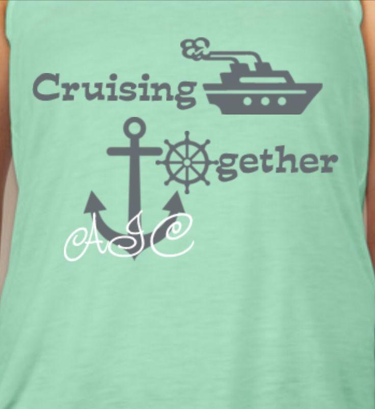 Family cruise shirt!