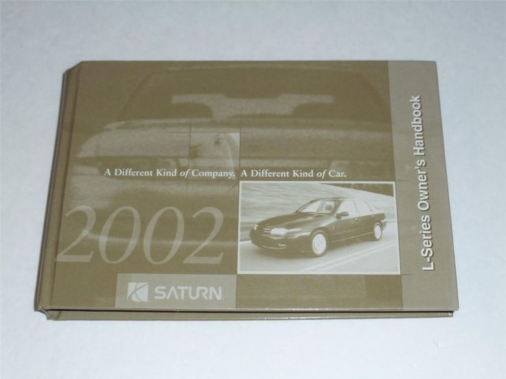 The 872 best owners manuals images on pinterest book books and 2002 saturn l series owners manual book publicscrutiny Choice Image
