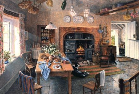 Lucy Looking After the Pet Lambs, Stephen Darbishire