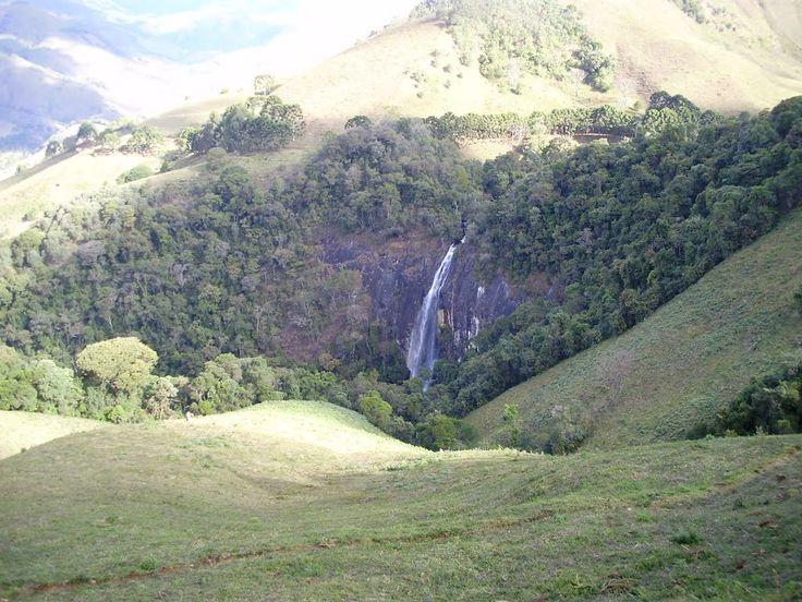 Cachoeira da Fragária, Itamonte, MG