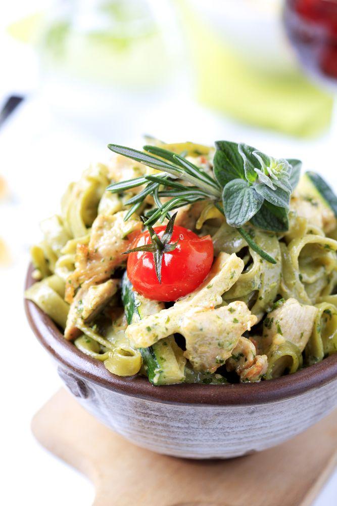 Idée de repas : Pâtes au ctiron et aux épinard ! Bonus : C'est délicieux et tout le monde aime ça ! #recette