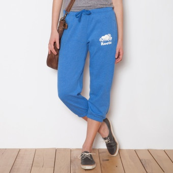 Roots - Lightweight Cropped Sweatpant