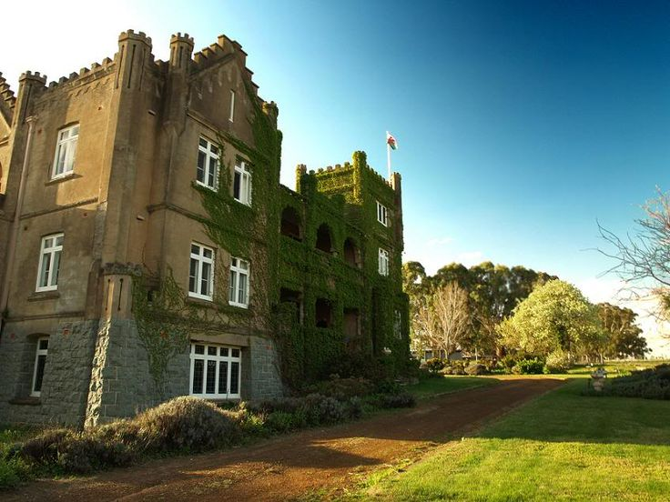 Kings Plains Castle, near Glen Innes, Australia.