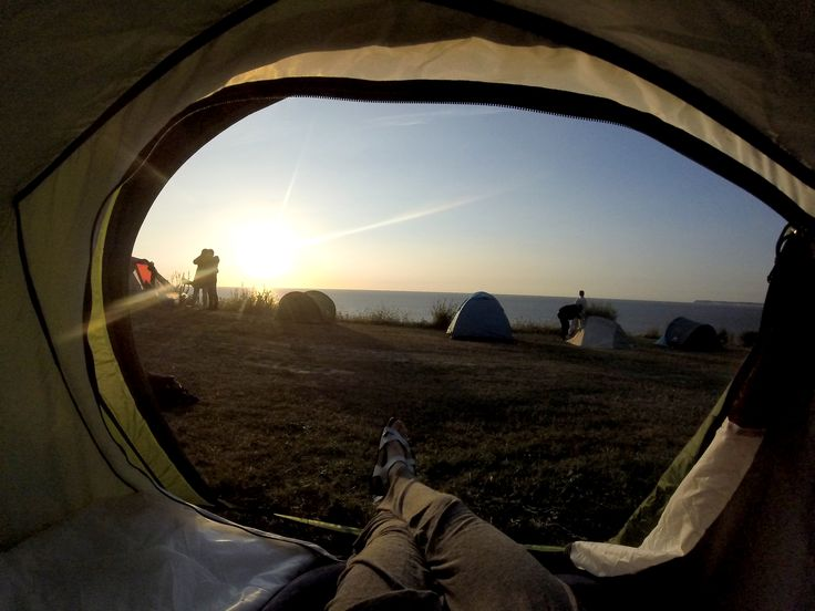 Camping adventure in Normandy; find some tips and inspiration!