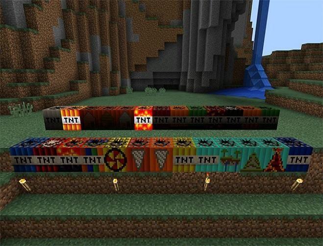 TNT Bomb Mods For MineCraft PE apk screenshot