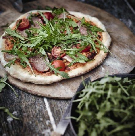 ver 1000 id er om italienische pizza p pinterest original pizzateig teig rezept och. Black Bedroom Furniture Sets. Home Design Ideas