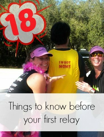 18 things to know before your first ragnar relay