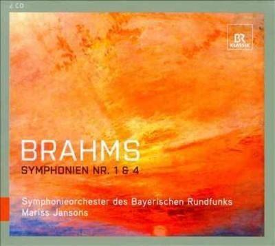 Symphonieorchester Des Bayerischen Rundfunks - Brahms: Symphonies Nos. 1 & 4