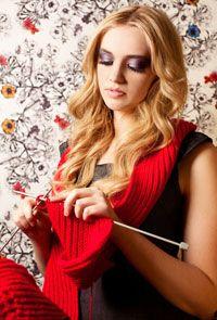 sjaal in patentsteek breien + uitleg blocken