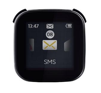 La montre Sony Ericsson