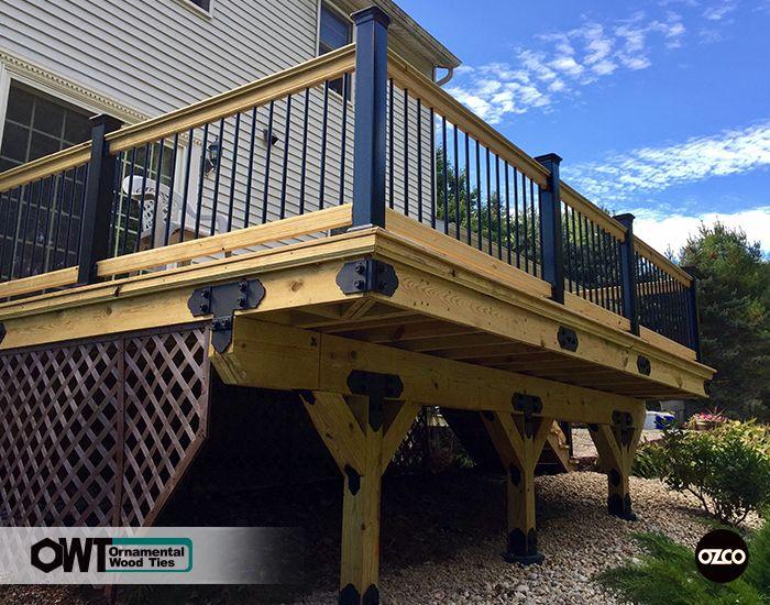 Elegant Building A Balcony Deck