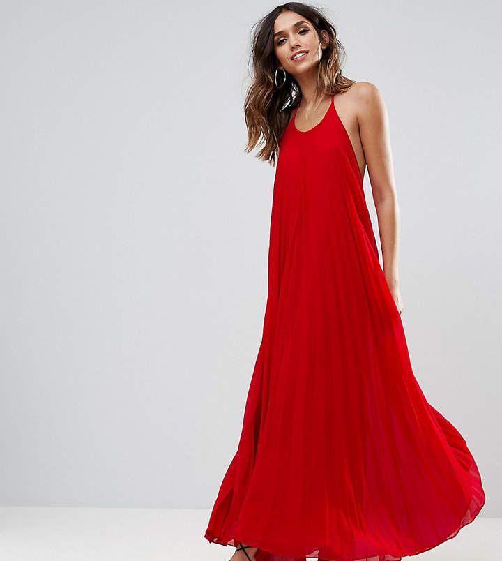 29++ Asos halter strappy back maxi dress ideas