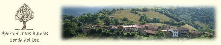 Apartamentos rurales senda del Oso. La Focella - Teverga - Asturias
