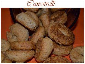 ... Bucataria Verei ..: Canestrelli sau covrigei cu vin