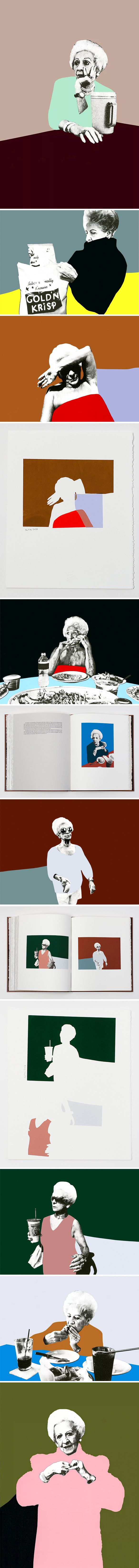 Prints/lim. edition book by Michelle Maguire