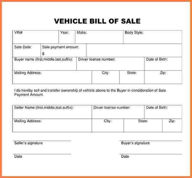 The 25+ best Bill of sale car ideas on Pinterest Bill of sale - auto contract template