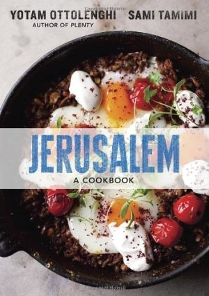 """Got the new Ottolenghi cookbook """"Jerusalem"""" for Christmas.   The recipes look fabulous if you like interesting combos of veggies, herbs and spices. I've never made a recipe I didn't like from his """"Plenty"""" cookbook."""