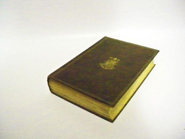 RARE Robinson Crusoe & Exclusive Cover 1930 King Edward VI School