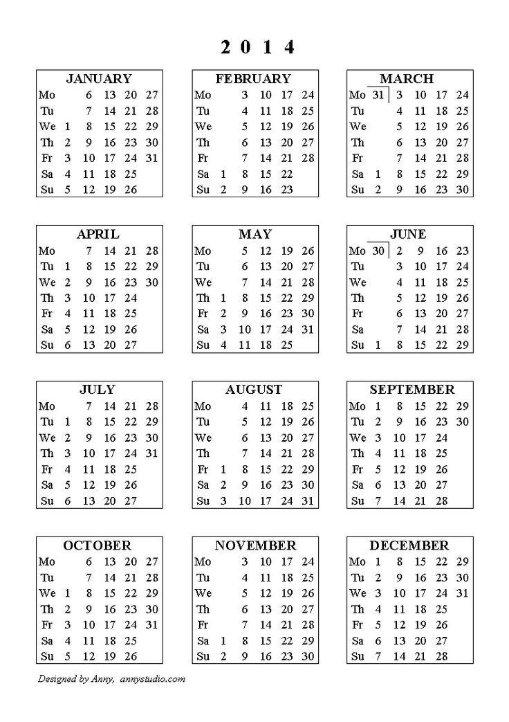 45 best Calendar Templates images on Pinterest Calendar - julian calendar template