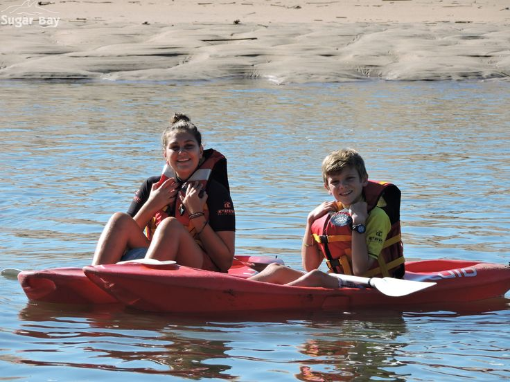 Kayaking with Memphis, the kayking Pro Counselor is always so much fun.