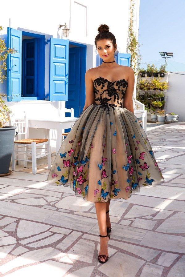 Fashion Kleider 2019-2020: die schönsten Abend- und Cocktailkleider
