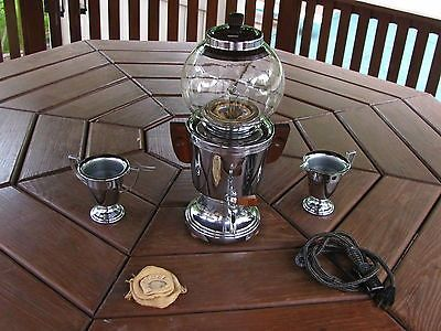 Antique art deco farberware #chrome #plated #coffee maker percolator creamer suga,  View more on the LINK: http://www.zeppy.io/product/gb/2/371330824933/