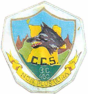Companhia de Comando e Serviços do Batalhão de Caçadores 460 Angola