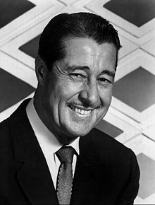 Don Ameche 1964. Vaudevillian actor, radio, film and tv actor. B: May 31, 1908-D: December 06, 1993.