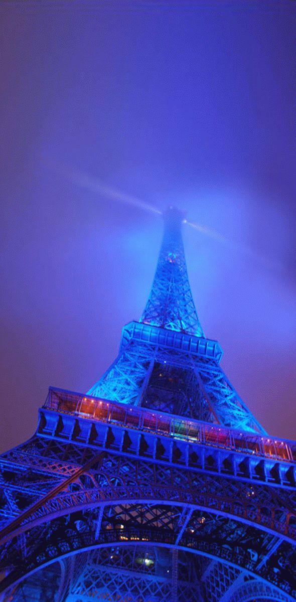 Eiffel Tower. entreprise de travaux de peinture paris #TVB #Paris                                                                                                                                                                                 Plus