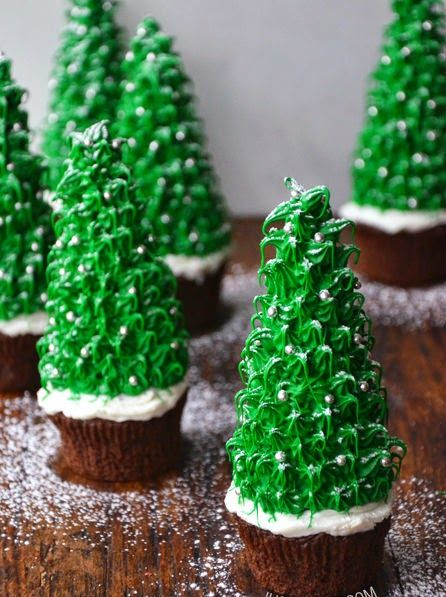 KoloDIY Food: Новогодние кексы