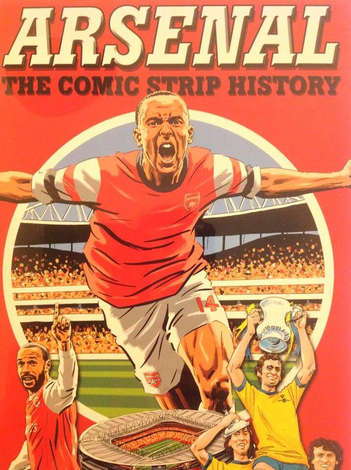 #Arsenal #comic #strip